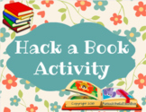 Hack a Book Writing Activity for Google Slides or Printable - GT