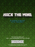 Hack the Mine: Minecraft Escape Room Party Kit