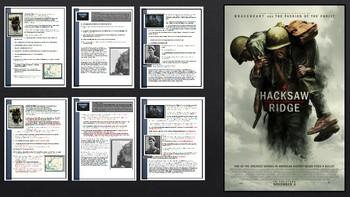 Hacksaw Ridge Movie Questions