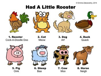 Had A Little Rooster: American Folksong & Songtale