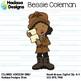 Hadasa Designs: Bessie Coleman Clip Art - Color Set