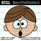 Hadasa Designs: Boy Emoticons Clip Art 6 - Combo Pack