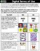 Hadasa Designs: Girl Emoticons Clip Art 6 - Combo Pack