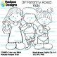 Hadasa Designs: Differently Abled Kids clip art - Combo Pack