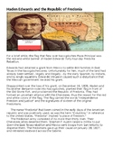 Haden Edwards and the Fredonia Rebellion