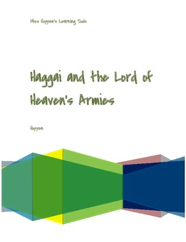 Haggai and the Lord of Heaven's Armies