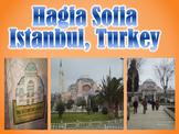 Hagia Sofia Virtual Field Trip Istanbul, Turkey (Byzantine Empire) PowerPoint