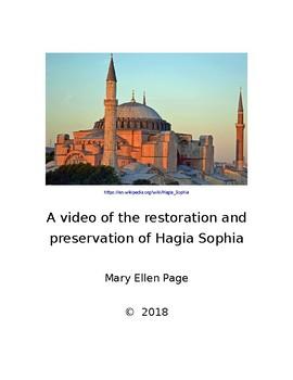Hagia Sophia Restoration Video