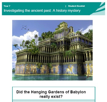 7 Wonders of the World - Hanging Gardens of Babylon - History Mystery