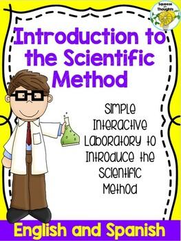 Laboratorio Interactivo para Introducir el Método Científico (Scientific Method)