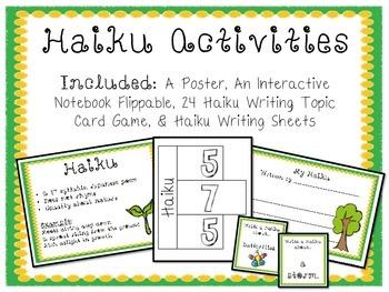 Haiku Activities