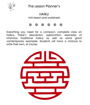 Haiku - All about it, how to read it, how to write it.