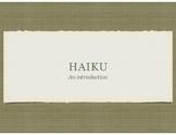 Haiku: An Introduction
