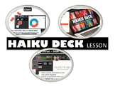 Haiku Deck Lesson Presentation Software