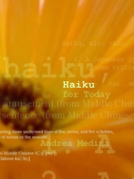 Haiku For Today - A Verse Textbook