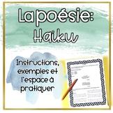 Haiku - La poésie