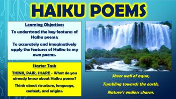 Haiku Poems!