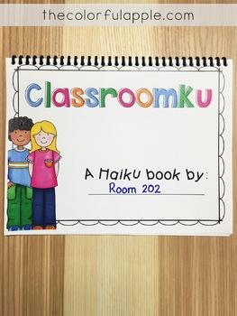 Haiku Poetry Book