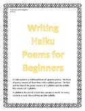 Haiku Writting