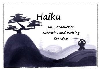 Haiku an Introduction Activities and Writing