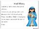 Hail Mary Prayer Foldable Mini Books
