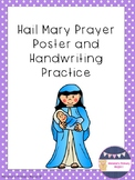 Hail Mary Prayer Packet