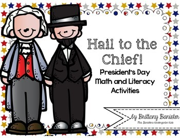 Hail to the Chief!  President's Day Activities