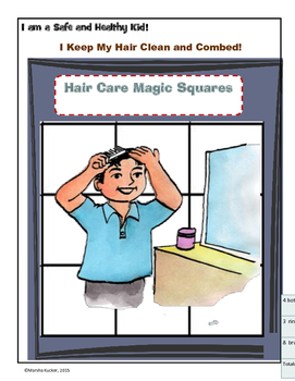 Hair Care Magic Squares