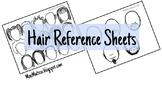 Hair Reference Sheet