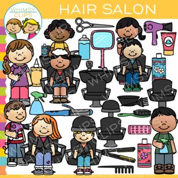 Hair Salon Clip Art