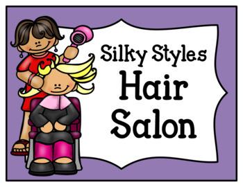 Hair Salon (Dramatic Play)