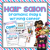 Hair Salon Dramatic Play and Writing Center