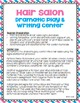 Hair Salon Dramatic Play and Writing Center