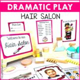 Hair Salon Dramatic Role Play