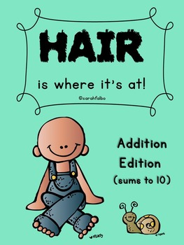 Hair is Where it's At--Addition Edition