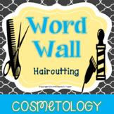 Haircutting Word Wall