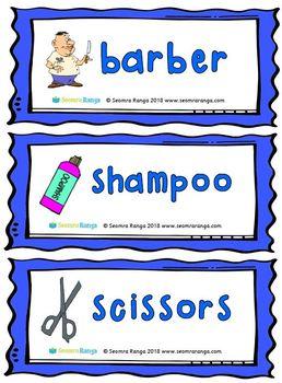 Hairdresser/Barber Resource Pack