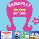 Hairspray Movie Guide   Questions   Worksheet (PG - 2007)