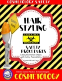 Hairstyling Safety Precautions & Assessment