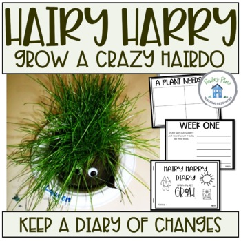 Hairy Harry A Diary