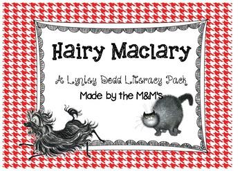 Hairy Maclary Book Study