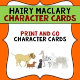 Hairy Maclary from Donaldson's Dairy and Friends Character Cards