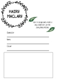 Hairy Maclary printable resource