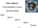 Hairy Maclary Guided Reading Weekly Lesson Plan - Four Blocks Literacy