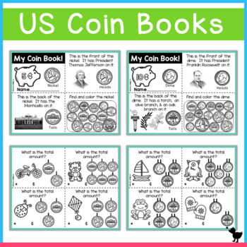 Hairy Money Coin Book
