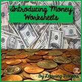 Hairy Money Worksheets
