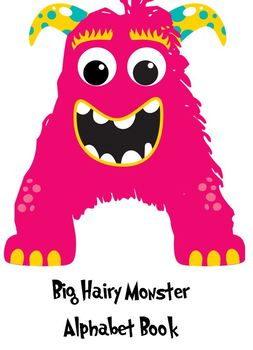 Hairy Monsters ABC and Sound Book