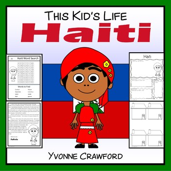 All About Haiti Worksheets & Teaching Resources | TpT