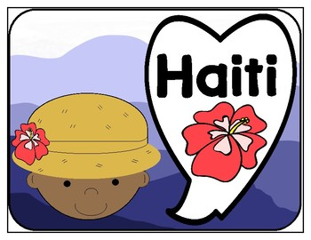 Haiti Is: Response to Literature (in English)
