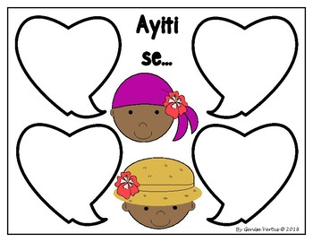 Haiti Is: Response to Literature (in Haitian Creole)